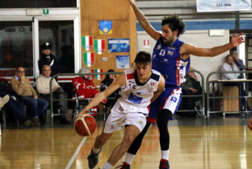 La Virtus affronta Montecatini in gara 1 dei playout