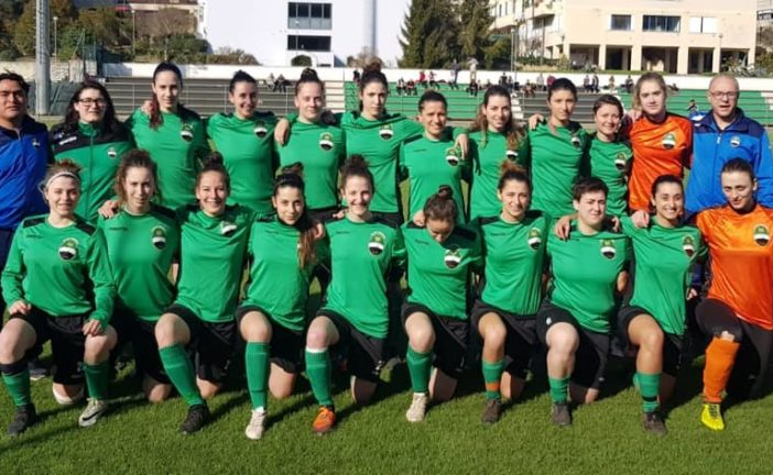 San Miniato Women's batte Monsummano 4-2