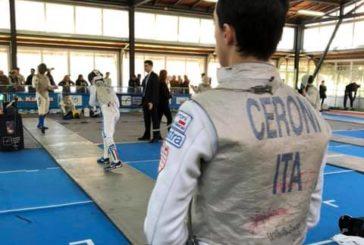 Scherma Cus: seconda prova del campionato italiano U20
