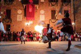 Palio dei Somari: gli eventi dedicati ai giovani contradaioli