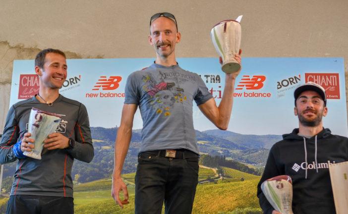 Lo svedese Sörman trionfa alla Chianti Trail Ultra