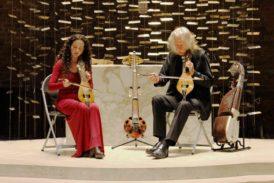 Un affascinante viaggio musicale dall'Egeo alla Persia con Ross Daly