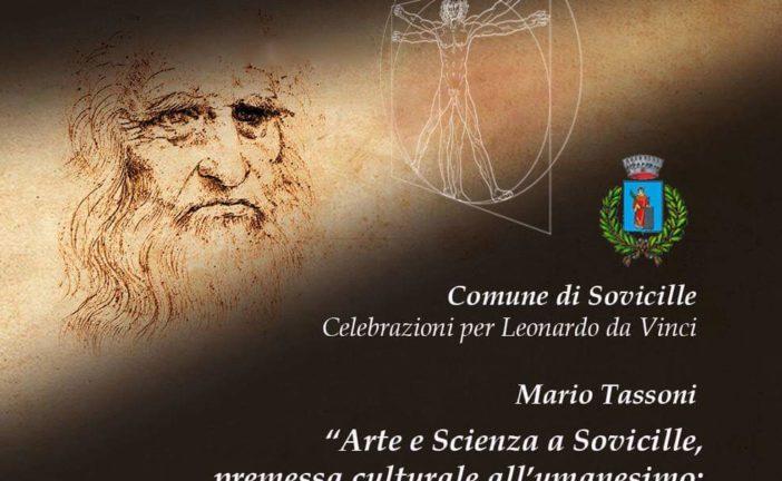 A Sovicille le celebrazioni per i 500 anni dalla morte di Da Vinci