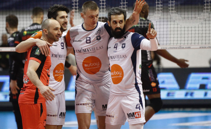 Volley: Siena chiude la stagione con una vittoria