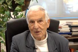 Silvio Garattini all'Accademia dei Fisiocritici il 25 marzo