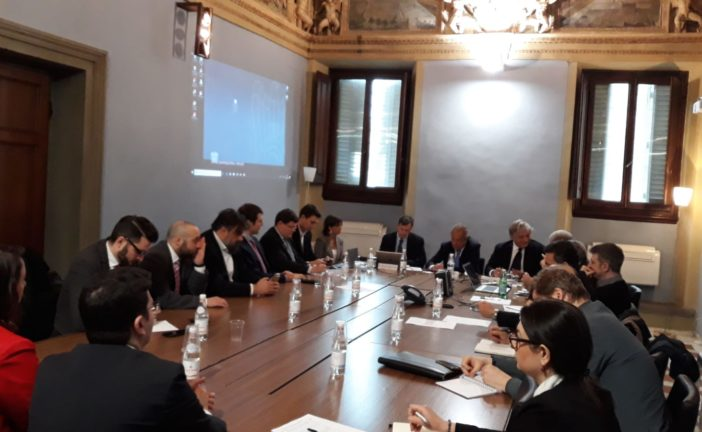 L'ambasciatore australiano incontra le imprese toscane