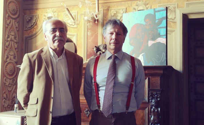 Massimo Stecchi dipingerà il drappellone di Luglio