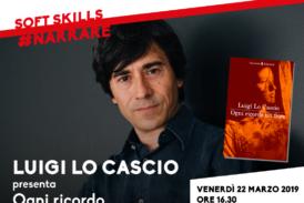 """Luigi Lo Cascio presenta all'UniSi il suo """"Ogni ricordo un fiore"""""""