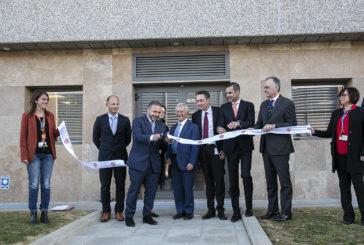 GSK ha inaugurato il nuovo edificio del controllo qualità