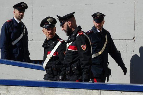 Montepulciano: arrestato dai Carabinieri 44enne evaso dai domiciliari