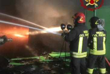 Incendio di Foiano: l'Arpat ha delimitato l'area di ricaduta delle ceneri