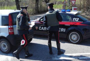 Due stranieri beccati dai Carabinieri con 250 grammi di coca