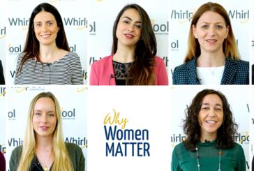 Al via una campagna dedicata alle donne di Whirlpool