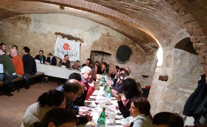 """A Chiusi si è svelata la """"Guida Osterie d'Italia 2019"""" Slow Food"""