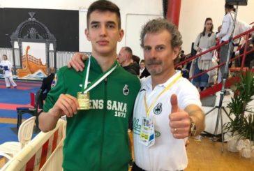 Banfi trionfa nell'Open di Toscana di Karate