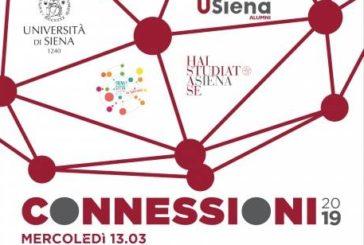 """""""Connessioni"""": evento degli Alumni dell'Università di Siena"""