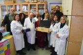 Arcanum Sicurezza Globale dona pc e stampante alla scuola ospedaliera