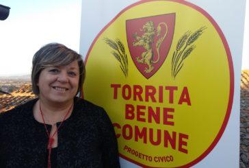 Michela Contemori candidata civica a sindaco di Torrita
