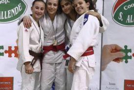 Cus Siena Judo: incetta di medaglie al Gran Prix di Martina Franca