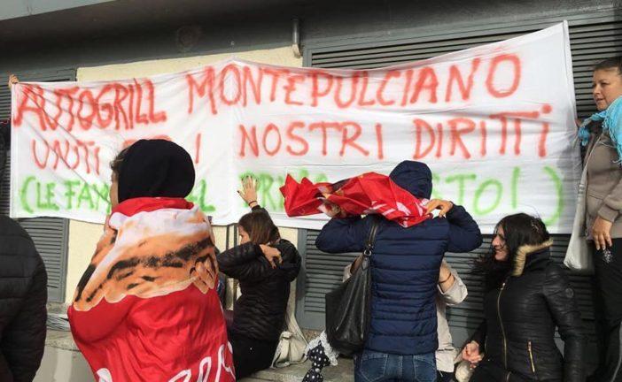 Tavolo di crisi aziendale presso la Regione Toscana per la vicenda-Autogrill