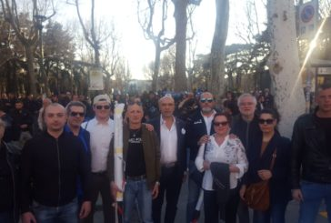 FN Siena alla manifestazione di Prato