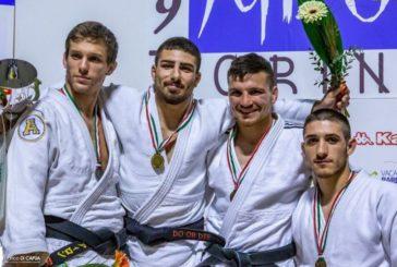 Assoluti di judo: Ferretti vince l'argento