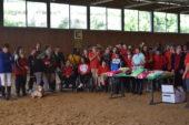 Bollicine in Festa per il saggio di equitazione a San Rocco a Pilli