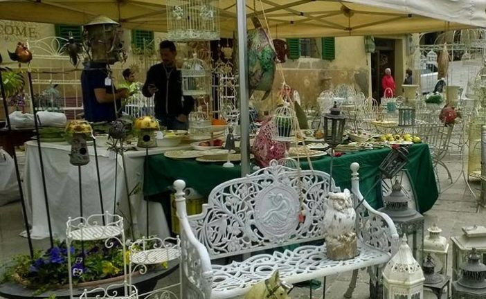 """""""Cetona in Fiore"""" torna ad animare il borgo dal 23 al 25 aprile"""