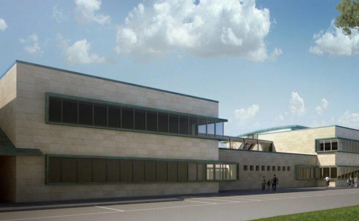 Nuovo campus dell'International School of Siena