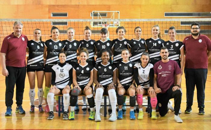 Volley: il Cus Siena resta in Serie B2