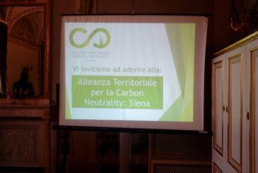"""""""Da Siena Carbon free ad un'alleanza territoriale per la carbon neutrality"""""""