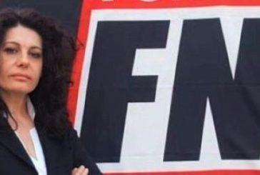 Europee: Patrizia Rizzo (FN Siena) candidata in quota rosa