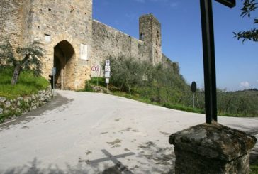 Monteriggioni: la Porta Romea torna a nuova vita grazie ad Art Bonus