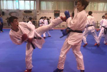 Banfi e De Luca al raduno della nazionale juniores