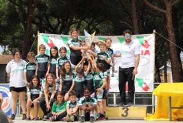 Pattinaggio Corsa vince a Marina di Grosseto