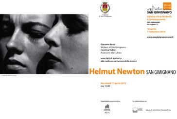 Grande retrospettiva su Helmut Newton alla Galleria d'Arte Moderna