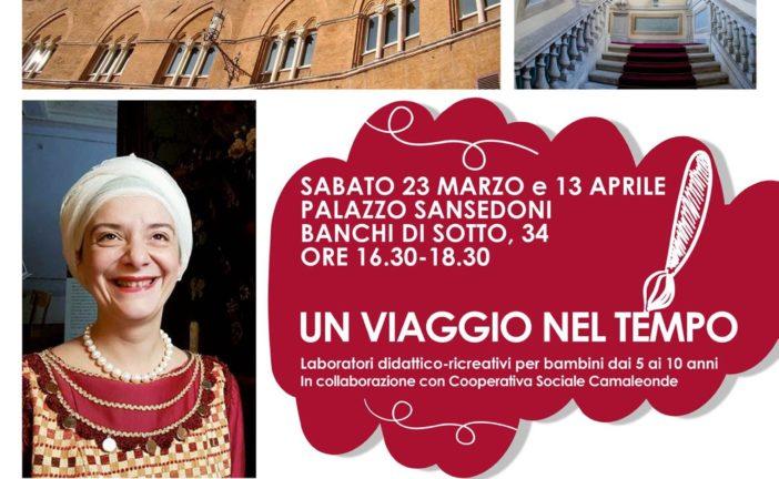 Un viaggio nel tempo a Palazzo Sansedoni