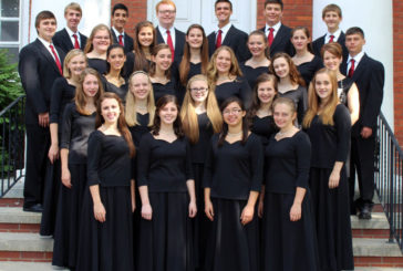 Il Palmyra-Macedon High School Select Choir in concerto a Siena