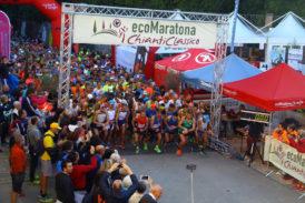 Ecomaratona del Chianti Classico: quando il podismo è Docg