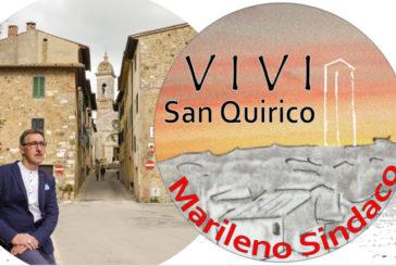 """Vivi San Quirico"" candida a sindaco Marileno Franci"