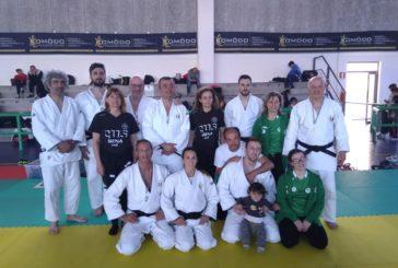 Fine settimana sugli scudi per il CUS Siena Judo