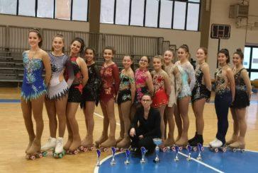 Due titoli nazionali, 4 argenti e 1 bronzo per la Polisportiva Axel Group
