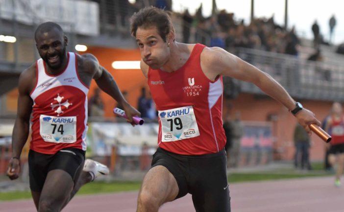 Assoluti regionali a squadre: ottime prestazioni degli atleti Uisp