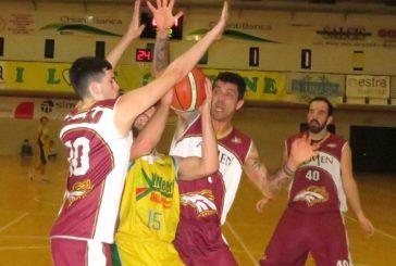 Costone sconfitto in gara 1 da Arezzo
