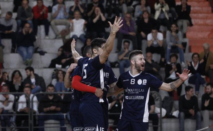 Volley: il Cus centra le semifinali play off di C