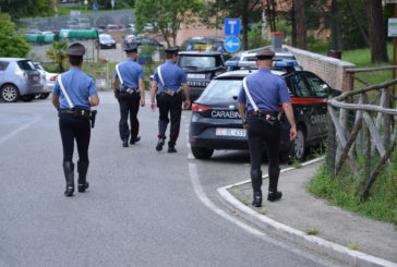 Va in overdose a casa di un amico e i Carabinieri scoprono anche piante di marijuana