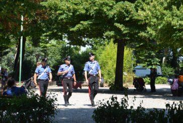 Fermato dai Carabinieri pusher con la coca nei calzini