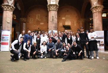 Mille Miglia 2019: spettacolo a Siena