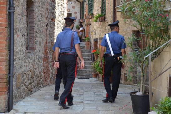 Ladruncoli ingenui beccati dai Carabinieri grazie ai video