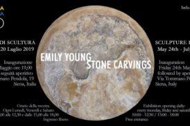 Nel Museo della Tartuca l'inaugurazione della mostra di Emily Young